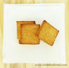 salted almond crackers