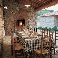 Costello di Casole restored farmhouses in Tuscany, Italy For more information go to: