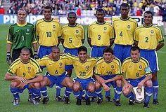 A Seleção Brasileira de 1998