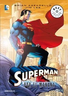 """""""Superman. Por la mañana"""" de Brian Azzarello. La tierra ha sufrido los efectos de un acontecimiento extraordinario. Millones de personas se han desvanecido sin dejar rastro. Nadie se ha librado del cataclismo. Ni siquiera Superman. Pero ha pasado ya un año y el héroe tiene aún muchas preguntas por responder. Las dudas lo están matando. Cuando llegue la hora de entrar en acción, Superman se enfrentará a un dilema formidable: ¿hasta dónde está dispuesto a arriesgar «por el mañana»? CÓMIC"""