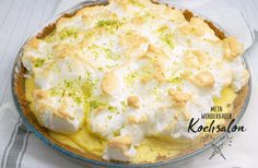 Was steckt hinter dem Key-Lime-Pie? Key Lime Pie, Festivals, Camembert Cheese, Mashed Potatoes, Sweet Tooth, Treats, Cooking, Ethnic Recipes, Desserts