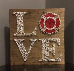This sign measures 11 X 11 and is made in an Espresso stained wood. This piece is made to order and for this reason some slight variations may