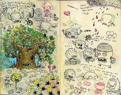 doodles... I love 'em