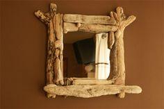 Beach Life Cornwall - Driftwood Mirrors