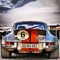 Awesome 911 RSR