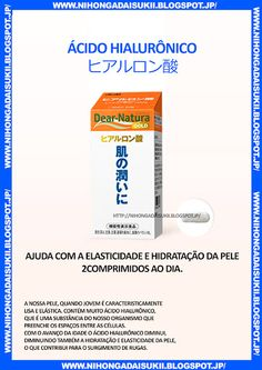 Vitamina - Acido Hialurônico