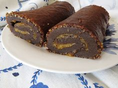 Vamos pá mesa: Torta de Alfarroba