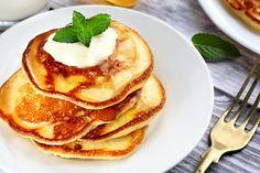 Ham, Pancakes, Paleo, Breakfast, Sweet, Food, Morning Coffee, Candy, Essen