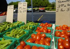 The Illinois Products Farmers' Market is opening for its sixth season at the state fairgrounds in Springfield.