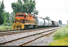 RailPictures.Net Photo: QG 2004 Quebec Gatineau EMD GP38 at Laval, Quebec, Canada by Lorence Toutant