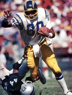 Kellen Winslow vs. Raiders, 1980