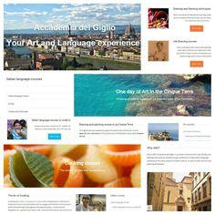 AdG has a brand new website: have a look! Il nuovo sito di AdG: dateci un'occhiata! www.adg.it