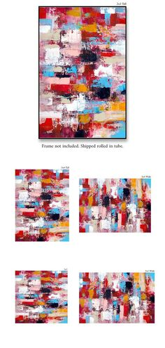 Extra Large Wall Art Palette Knife Artwork Original Painting on Canvas Huge Size Art Modern Wall Decor Contemporary Art Large Abstract Wall Art, Abstract Canvas, Canvas Wall Art, Wall Art Prints, Canvas Prints, Canvas Paintings, Large Painting, Abstract Paintings, Painting Art