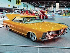 1963 Buick Riveria Custom @ 2006 Detroit AutoRama