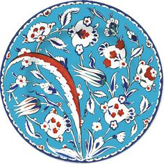 Victoria and Albert Pomegranate Side Plate
