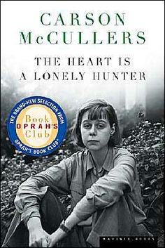 Google Image Result for the heart is a lonely hunter by carson mccullers