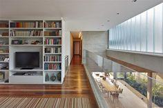mezanino, Belvedere Residence / Anastasia Arquitetos