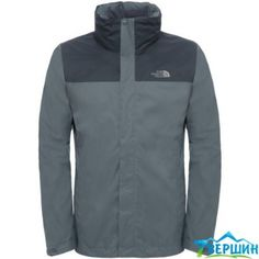 9bfb006f7d82 Куртка The North Face M Evolve II Triclimate Jacket fusebox grey asphalt  grey (TNF