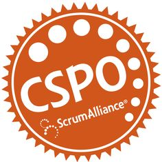 I am Certfied Scrum Product Owner (CSPO)