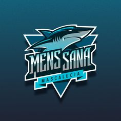 Sport illustration vector behance ideas for 2019 Gfx Design, Game Logo Design, Badge Design, 2 Logo, Typography Logo, Branding, Fantasy Football Logos, Inspiration Logo Design, Sports Team Logos