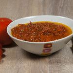 Verse tomatensaus No Sodium Foods, Low Sodium Recipes, Ketchup, Chili, Spices, Pizza, Soup, Style, Recipes