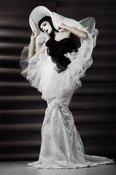 avant garde fashion #fashion models #victoria secret models
