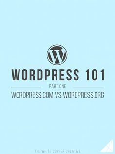 Though Wordpress.com and Wordpress.org are similar, they also have huge differences. Read this short comparison and decide which one's right for you.