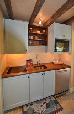 Unique Kitchenette Ideas for Basement