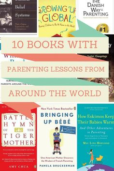 10 Must Read Parenting Books for Raising Multicultural Kids #mkbkids #globaled