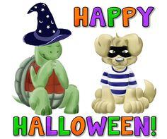 Happy Halloween 2014! Halloween 2014, Happy Halloween, Bowser, Childrens Books, Smurfs, Education, Kids, Fictional Characters, Art