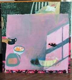 aubrey levinthal painting blog