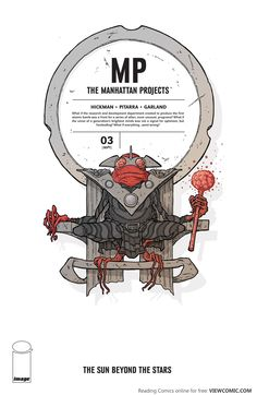 The Manhattan Projects – The Sun Beyond the Stars 003 (2015) | View Comic