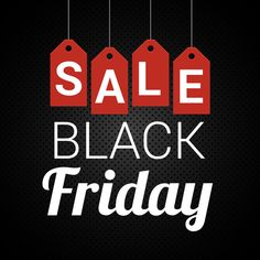friday sale that use black