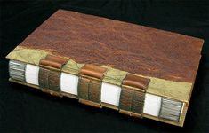 Leather Strap Binding by erinzam, via Flickr