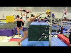 Drill for better glide shapes Kips Gymnastics, Gymnastics Tips, Gymnastics At Home, Gymnastics Coaching, Gymnastics Workout, Gymnastics Conditioning, Gym Bar, Coach Me, Athletic Training