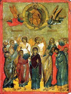 Orthodox Christianity, Orthodox Icons, Illuminated Manuscript, Byzantine, Fresco, Medieval, Painting, Altars, Virgin Mary
