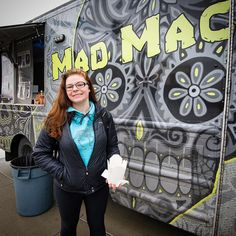 The food trucks are back on campus! Awesome Burger is located outside of the Science building and Mad Mac is located outside of the Clearwater Apartments on University Drive. They'll be open until 2pm today. #boisestate