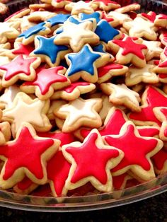 Captain America Sugar Cookie Shield