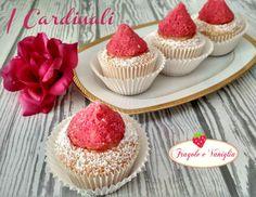 I Cardinali o cardinales in sardo, sono delle deliziose tortine imbevute di bagna all' Alchermes e crema pasticcera che ricordano il copricapo dei cardinali