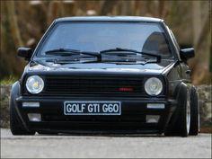 1:18 Tuning VW Golf 2 GTI G60 Edition One + Echtalu Felgen = RAR + AUSVERKAUFT in Modellbau | eBay