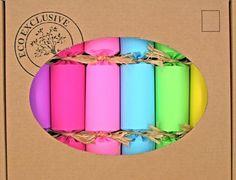 Eco Rainbow Crackers