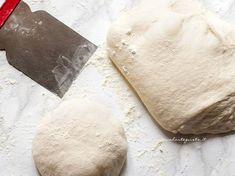 Pizza dough: Basic recipe and all the secrets of pizza dough, Vegetarian Pizza, Veggie Pizza, Healthy Pizza, Brioche Recipe, Great Pizza, Pizza Restaurant, Deep Dish, Pizza Dough, Pizza Recipes