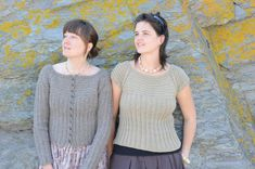 Knit pattern: Waipi'o Cardigan