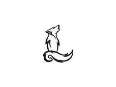 Tattoo simple wolf tatoo 15 Ideas for 2019 - Tattoo simple wolf tatoo 15 Ideas for 2019 - Wolf Tattoos, Lone Wolf Tattoo, Howling Wolf Tattoo, Cute Tattoos, Body Art Tattoos, New Tattoos, Small Tattoos, Tatoos, Celtic Tattoos
