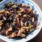 Foto recept: Rode bieten salade met appels en walnoten