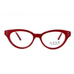 3d93374af4 GEEK Eyewear GEEK CAT 03 Red