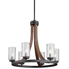 Found it at Joss & Main - Garrison 6-Light Candle-Style Chandelier