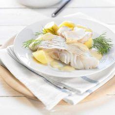 Rezept Kabeljau in Senfsauce von Thermomix Rezeptentwicklung - Rezept der Kategorie Hauptgerichte mit Fisch & Meeresfrüchten