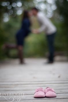 Featuring Baby Shoes: Outdoor Maternity Shoot (Houston) /LiveBright Photography