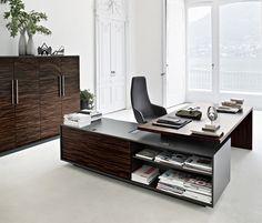Stijlvol aan het werk met de mooiste bureaus Roomed | roomed.nl